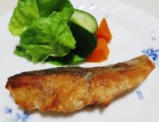 秋鮭の香味ソース 調理⑤