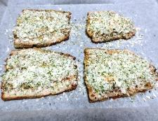 秋刀魚のチーズパン粉焼き 調理⑤