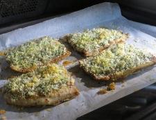 秋刀魚のチーズパン粉焼き 調理⑥