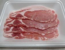 揚げない焼き酢豚 材料①