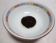 肉味噌レタスラーメン 調理①