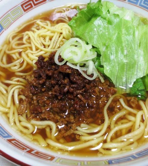肉味噌レタスラーメン B