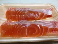 秋鮭の照り焼き 材料