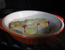 豆腐のチーズ焼き 調理②
