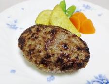 カレークリームハンバーグのシナモン風味 調理②