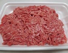 カレークリームハンバーグのシナモン風味 材料