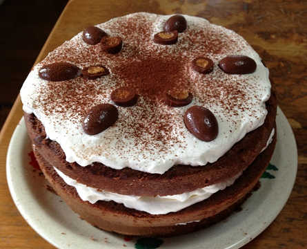 チョコケーキⅠ