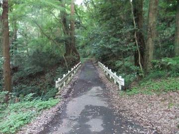 佐白山の橋2