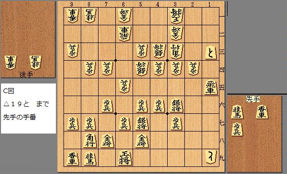 社団戦3局目3