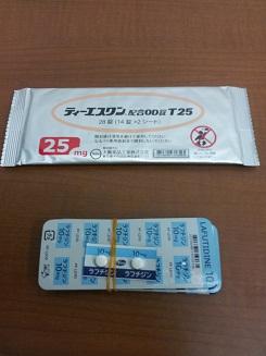 抗癌剤錠剤
