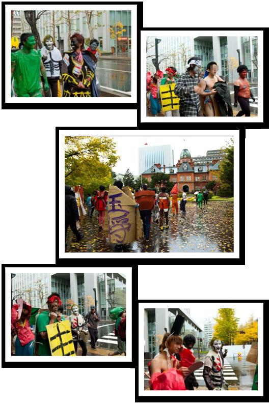 北海道大学 恵迪寮祭