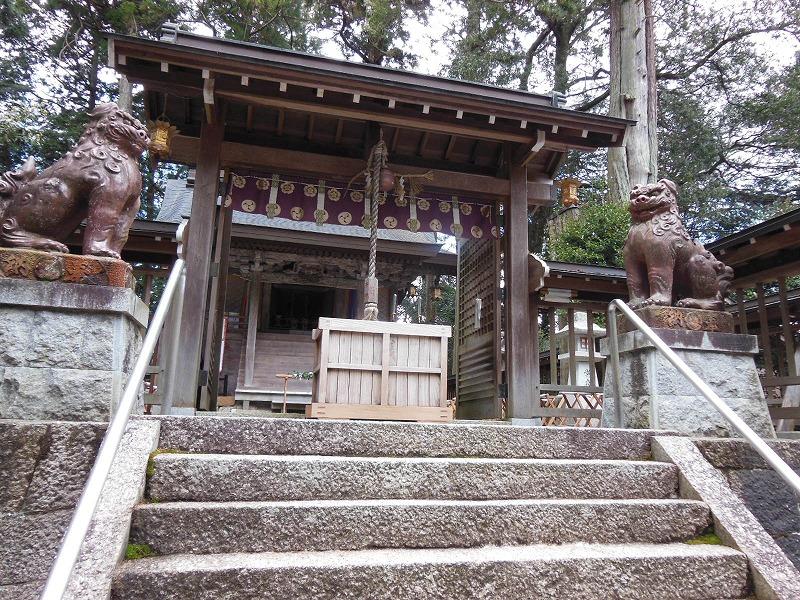 Koyama shrine