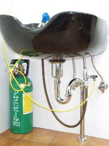 炭酸システム設置