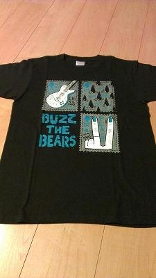 20130530BUZZTシャツ