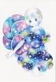 青と桜の宇宙