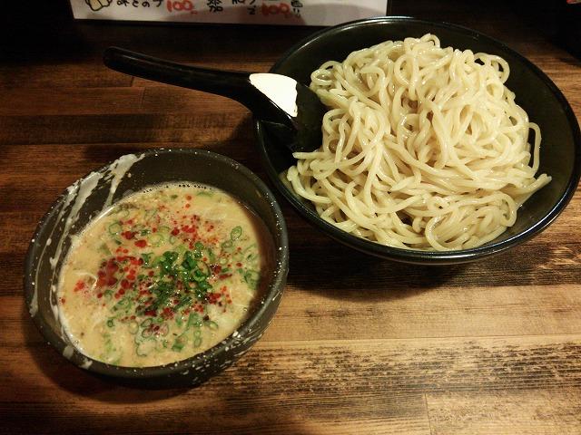 かつみ屋_坦々つけ麺01