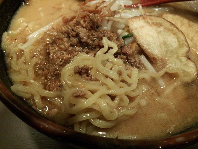 味噌もんてん_北海道味噌 チャーシュー麺02