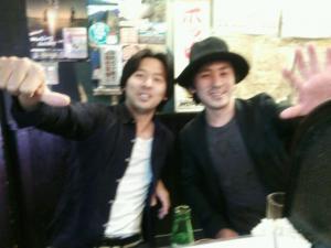 右:斉藤正博 左:山縣有斗