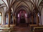 旧野首教会内部
