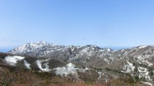 尻立山からの眺望