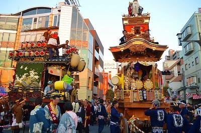 川越祭り 029