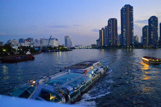 隅田川の夜景 023
