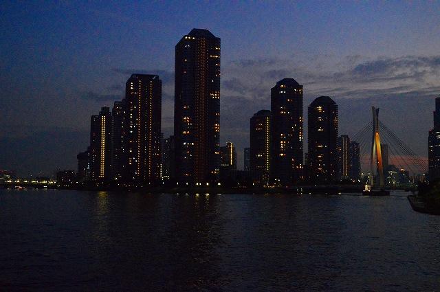 隅田川の夜景 024