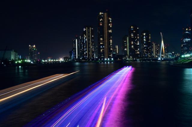 隅田川の夜景 048
