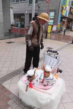 犬のお散歩 003