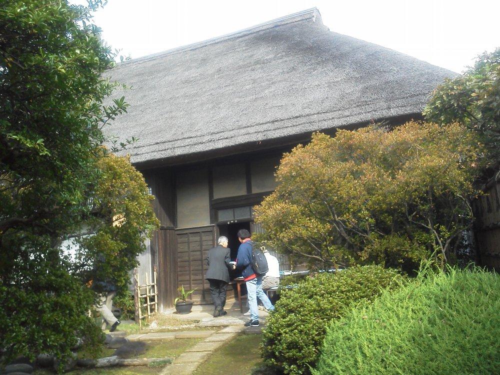 F1000919粕谷伊久子邸特別公開