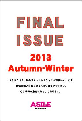 2013FW-DM11月-1