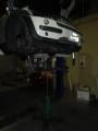 BMW mini R50 ブッシュ&アライメント2