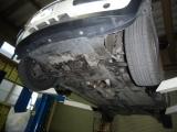 BMW mini R50 ブッシュ&アライメント6