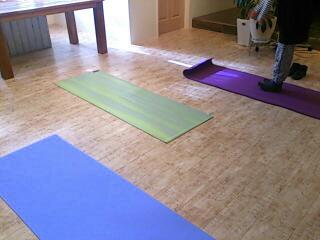 marble yoga