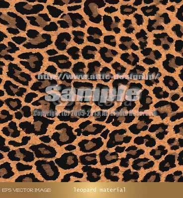 豹柄レオパード