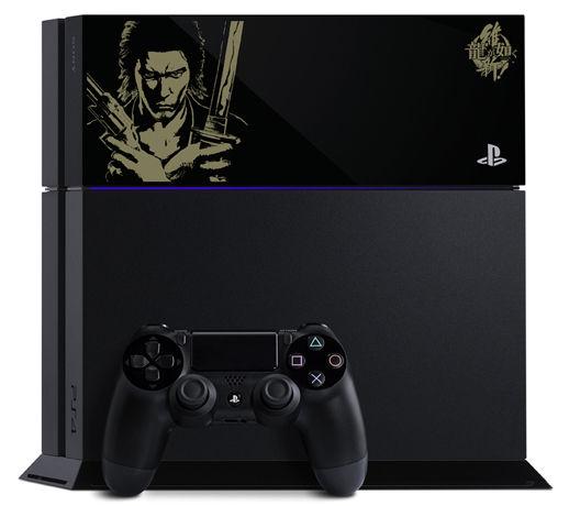 龍がごとく PS4