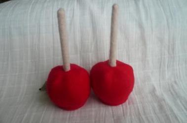 りんごあめ1