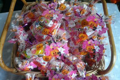 ハロウィンお菓子2