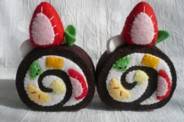 ロールケーキ完成6