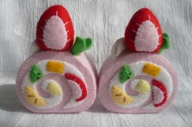 ロールケーキ完成8