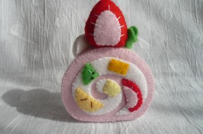 ロールケーキ完成7
