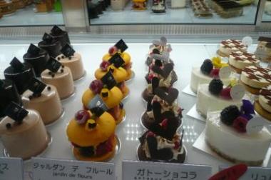 本物ケーキ2