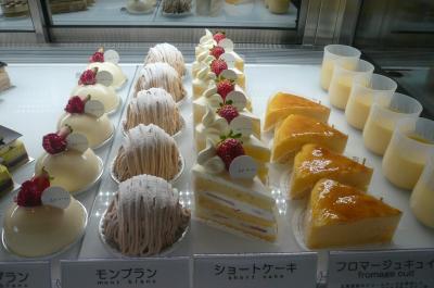 本物ケーキ1