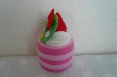 クリスマスケーキ9
