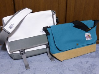 NM08152&CANVAS MINI MESSENGER
