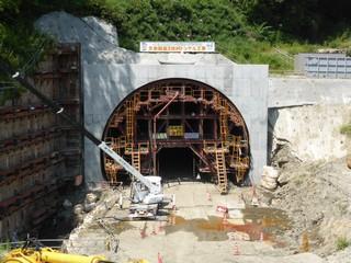 久米路第2河川トンネル
