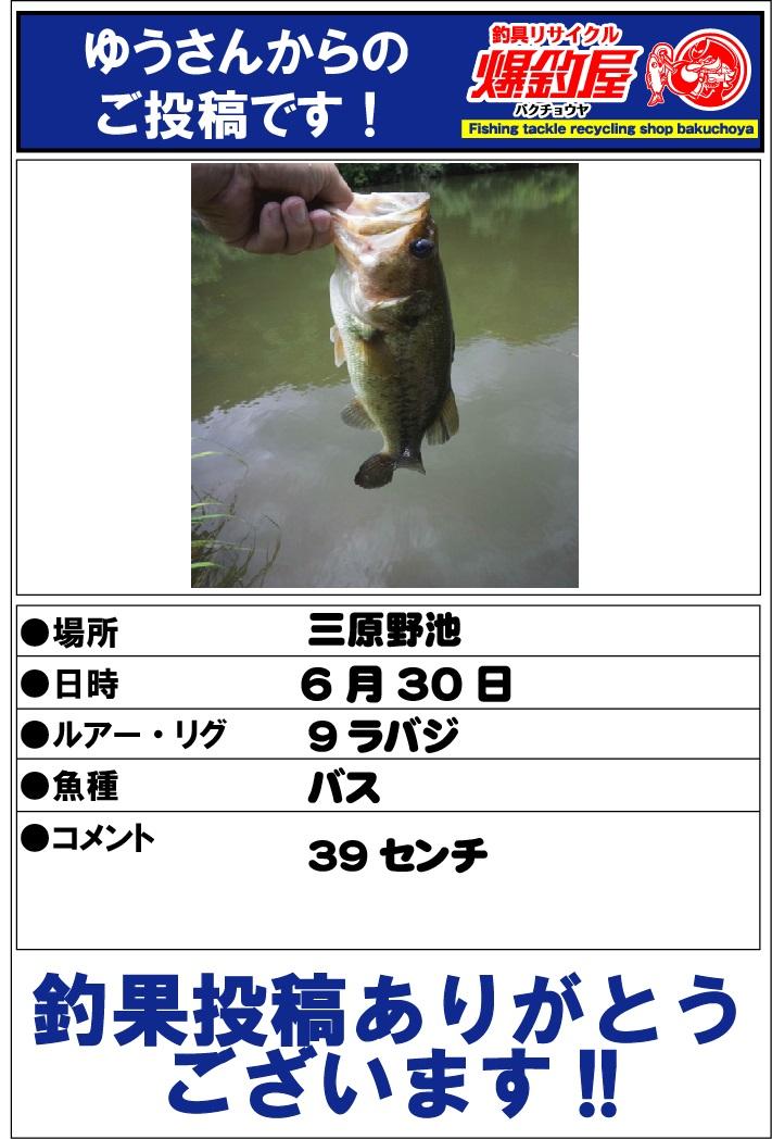ゆうさん20130630