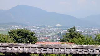 上田の街一望