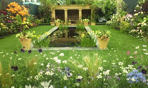オードリーの庭 1