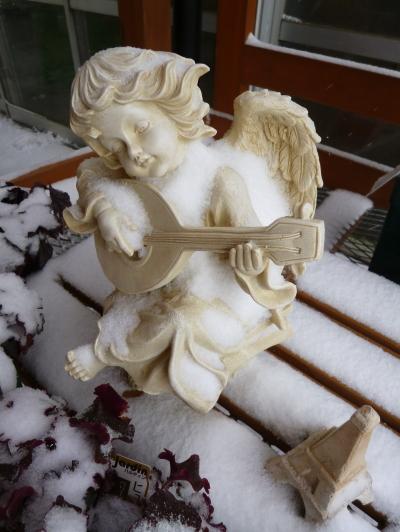 ブログ 雪の日1